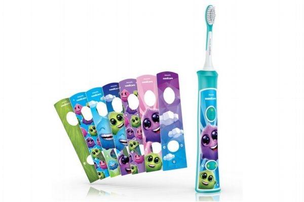 儿童可以使用电动牙刷吗 儿童使用电动牙刷好吗