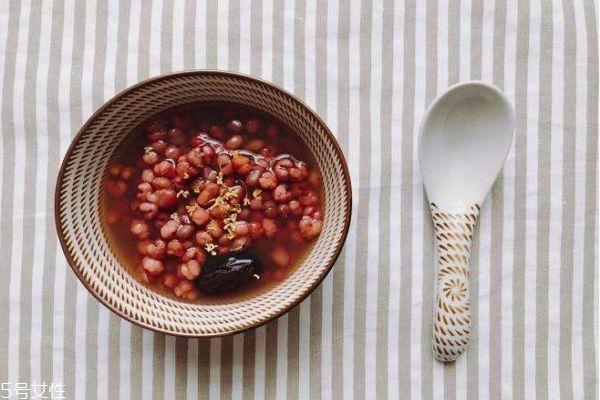红豆薏米粥怎么做减肥 红豆薏米粥的正确做法