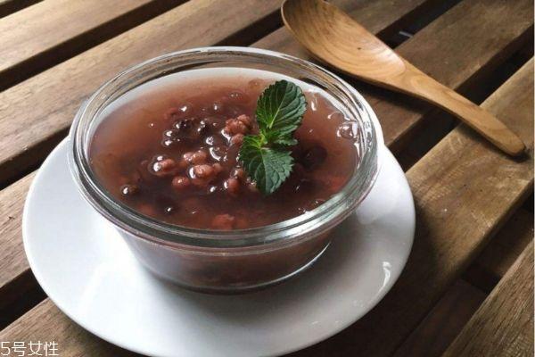 薏米红豆粥的食用禁忌 薏米红豆粥的副作用