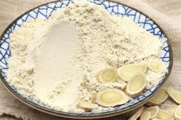黄芪粉的功效与作用 黄芪粉有什么好处