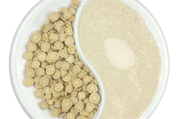 黄芪粉和黄芪片哪个好 黄芪粉和黄芪片的区别