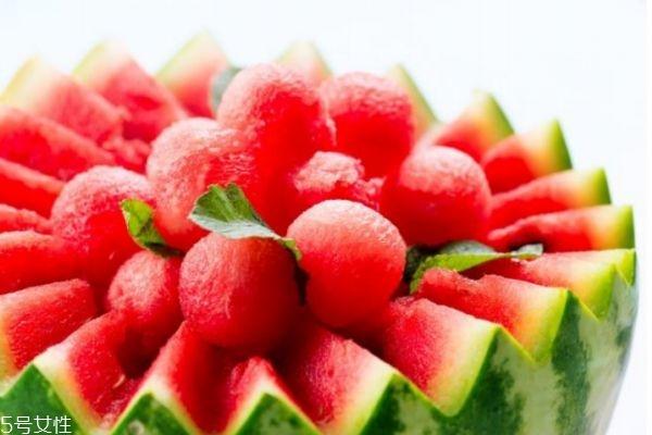 吃西瓜美白吗 吃西瓜的不宜