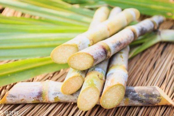 买甘蔗怎么挑 挑选甘蔗的小诀窍