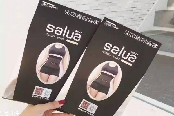 韩国salua束腰带怎么样 韩国salua束腰带穿法