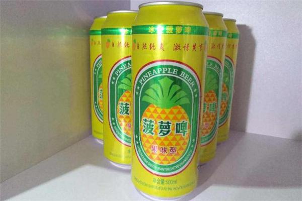 菠萝啤糖分多吗 菠萝啤糖尿病能喝吗