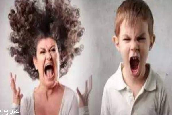 儿童为什么爱发脾气 如何正确教导孩子不要乱发脾气