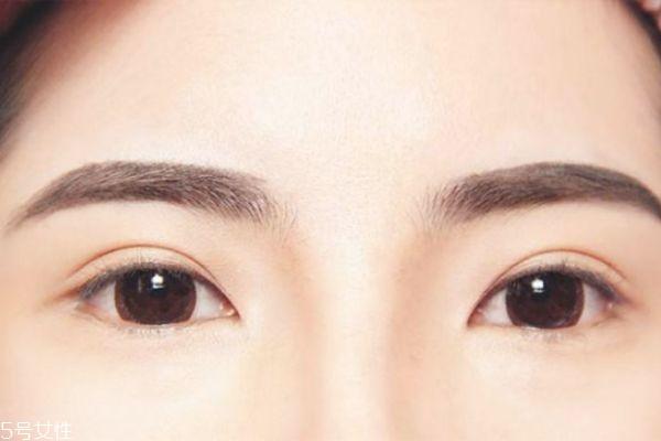 额头窄适合什么眉形 额头窄适合的眉形