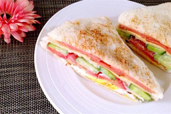 三明治为什么要切边 三明治怎么切不会散