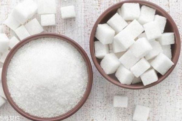什么是冰糖 什么是白糖