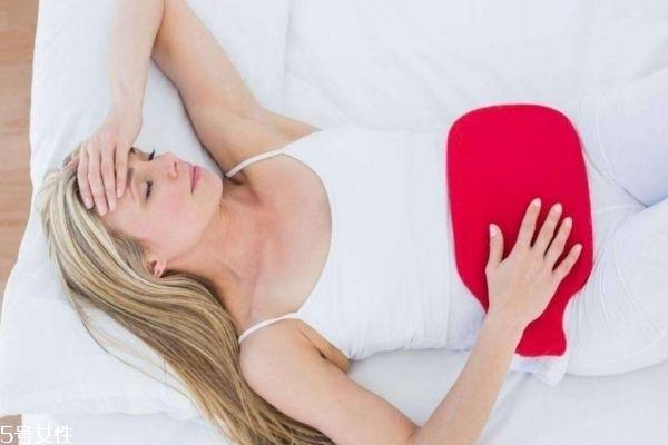 为什么有的女性会经痛 如何减轻经痛