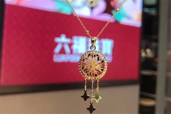 六福珠宝捕梦网项链多少钱 六福捕梦网只有香港有卖吗