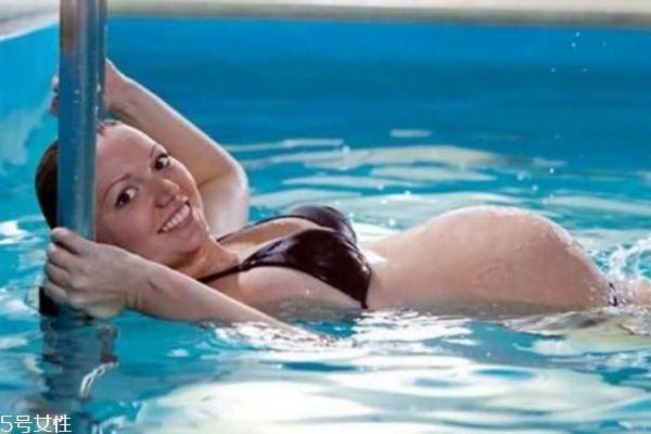 孕妇可以游泳吗 孕妇游泳想要注意什么
