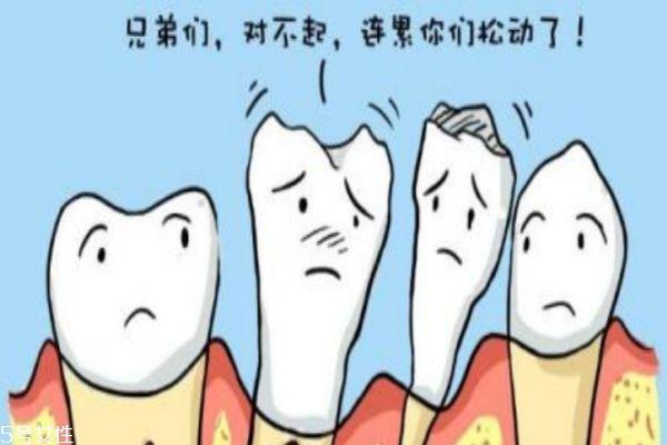 宝宝牙齿松动了应该怎么办 宝宝牙齿有虫牙该怎么办