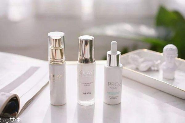 olay光感和淡斑哪个好 光感小白瓶和淡斑小白瓶区别