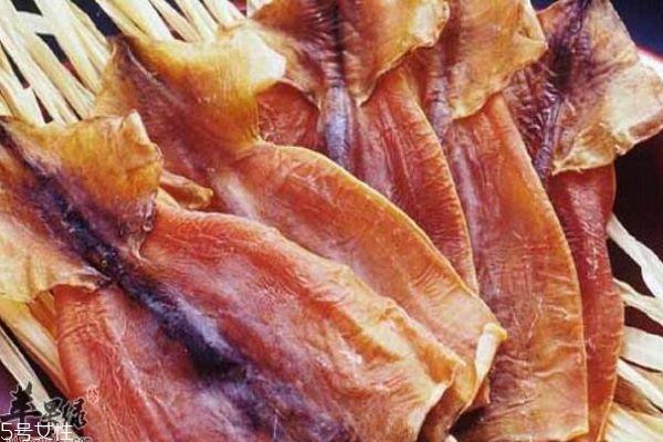 鱿鱼干多少钱一斤 鱿鱼干的制作方有什么