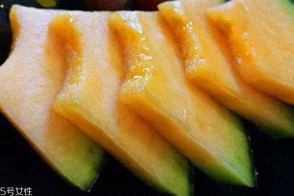哈密瓜的含糖量是多少呢 哈密瓜成熟在几月呢