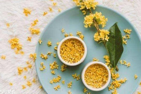 桂花可以做成什么食物 桂花做的食物有什么功效