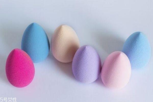 美妆蛋可以涂防晒霜吗 美妆蛋上防晒好推开
