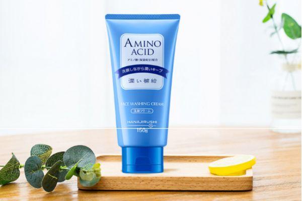 花印洗面奶是氨基酸吗 日本花印氨基酸洁面乳