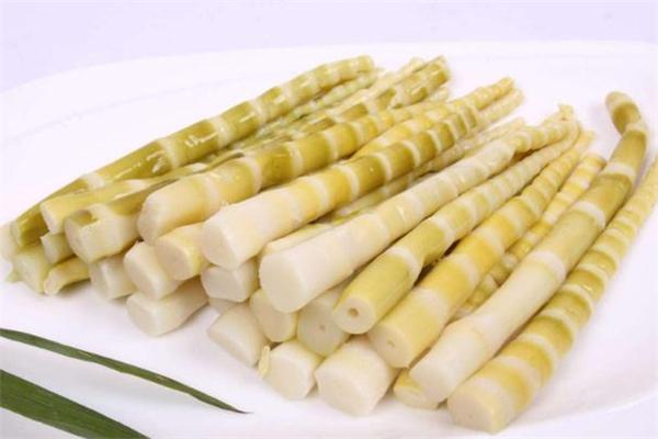 竹笋和白果能一起吃吗 竹笋和白果一起吃的好处