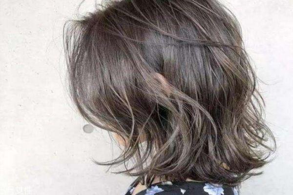 线条烫是什么样子 线条烫发型图片