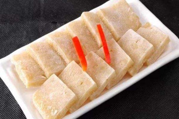 冻豆腐和普通豆腐有什么区别呢 冻豆腐的热量有多高呢