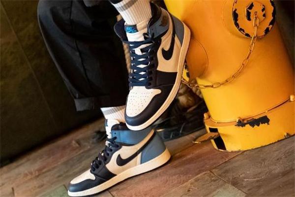 aj1鞋带系法 aj1鞋带怎么穿好看