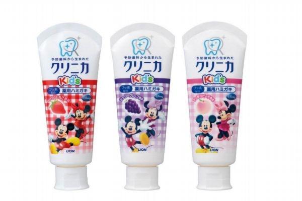 进口儿童牙膏什么牌子好 进口儿童牙膏推荐
