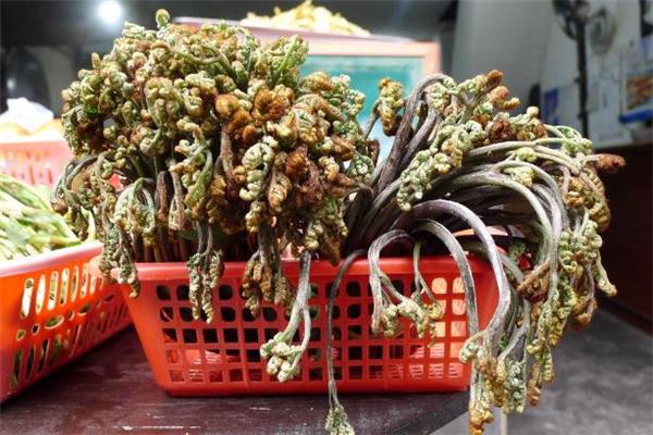 吃蕨菜过敏有什么症状 吃蕨菜过敏了怎么办