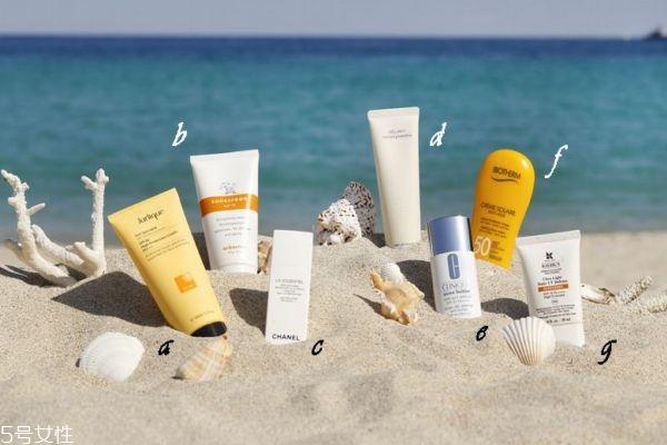防晒霜和防晒乳有什么区别 夏季要选择什么样子的防晒产品呢
