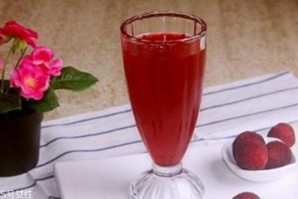 杨梅汁是怎么做的呢 杨梅汁有什么作用呢