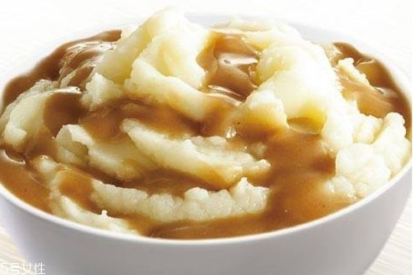 土豆泥怎么做好吃呢 土豆泥的热量有多少呢
