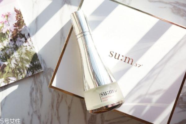 sum37呼吸魔法修护化妆水怎么用 呼吸魔法修护水用法