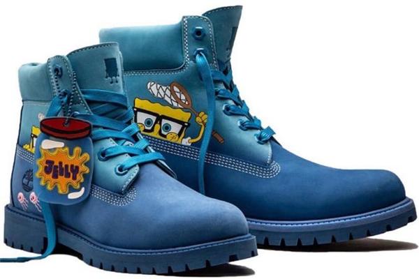 海绵宝宝马丁靴是什么牌子 海绵宝宝马丁靴在哪买