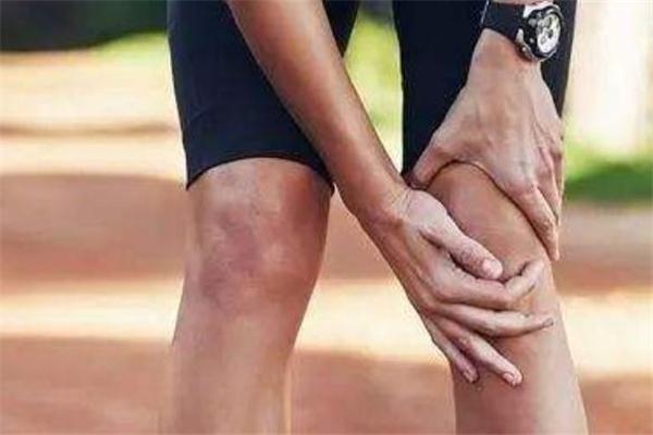 膝盖疼做什么运动减肥图片
