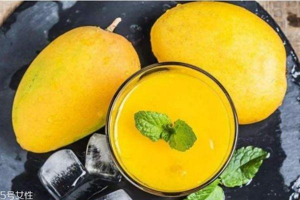 芒果有什么营养价值呢 芒果不能和什么一起吃呢