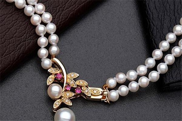 珍珠项链可以用超声波洗吗 珍珠项链用超声波洗会怎样