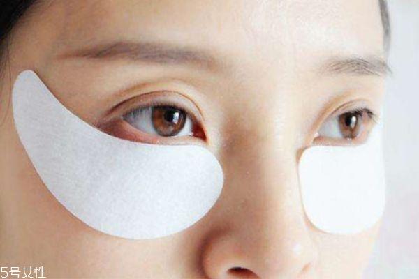 先贴眼膜还是先擦水乳 眼膜用在水乳前还是后