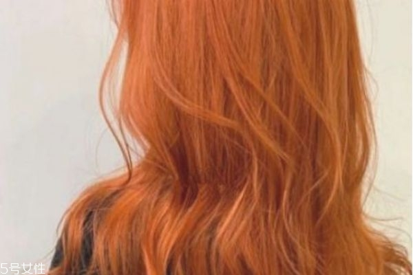 脏橘色要漂吗 脏橘色怎么调