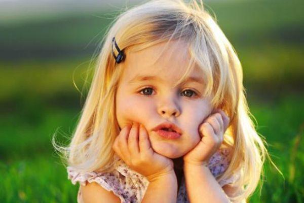 儿童女孩梳头发的花样 小女孩花式扎头发步骤