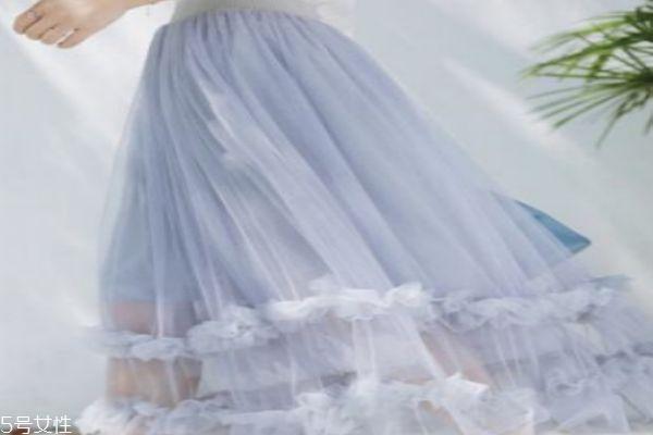 纱裙可以用洗衣机洗吗 纱裙一般怎么清洗呢
