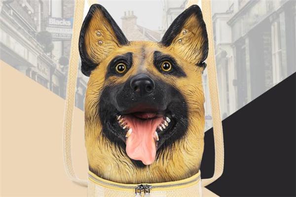 狗头双肩包是什么牌子 狗头双肩包在哪买