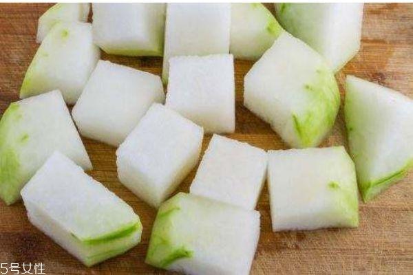 冬瓜有什么营养价值呢 吃冬瓜有什么好处呢