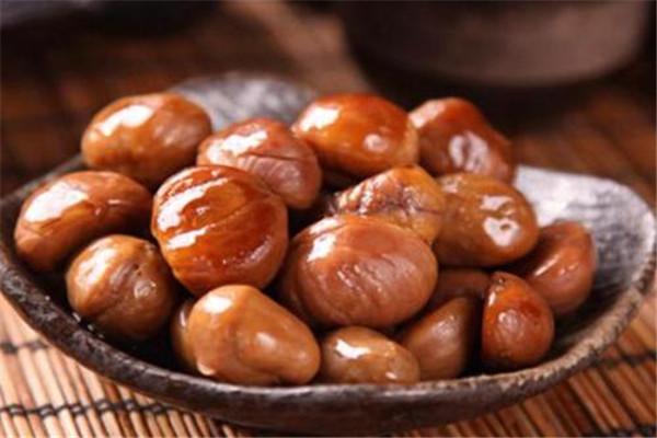 板栗是坚果吗 板栗属于什么食物