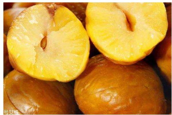 板栗有什么营养价值呢 吃板栗有什么好处呢