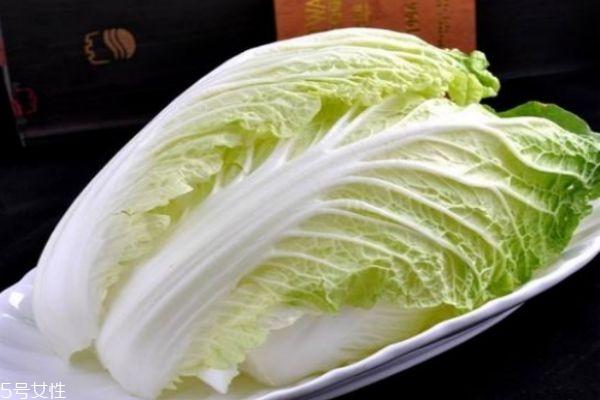 大白菜有什么营养价值呢 吃大白菜有什么好处呢