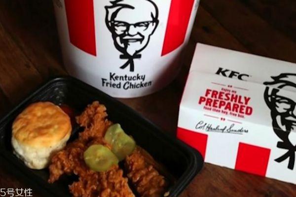 肯德基人造肉是什么 肯德基人造肉是用什么制作的