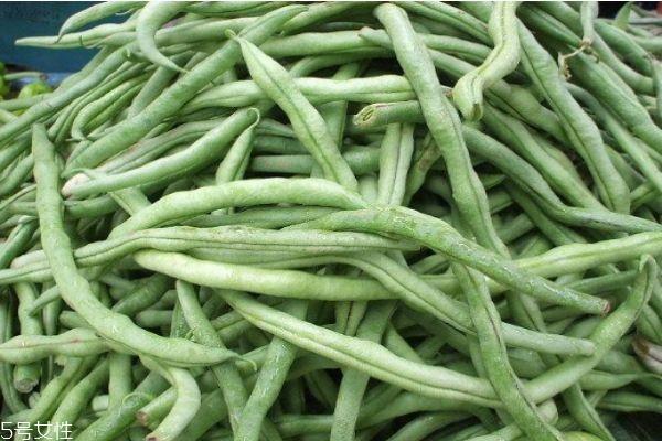 四季豆的营养价值有什么呢 吃四季豆有什么好处呢