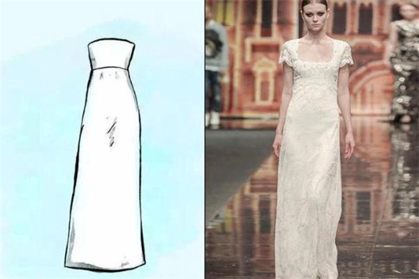 婚纱什么款式显瘦 什么样的婚纱显瘦