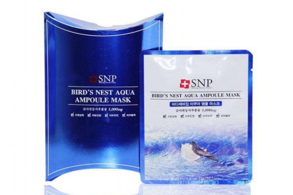 snp海洋燕窝水库面膜好用吗 韩国人最常用的面膜